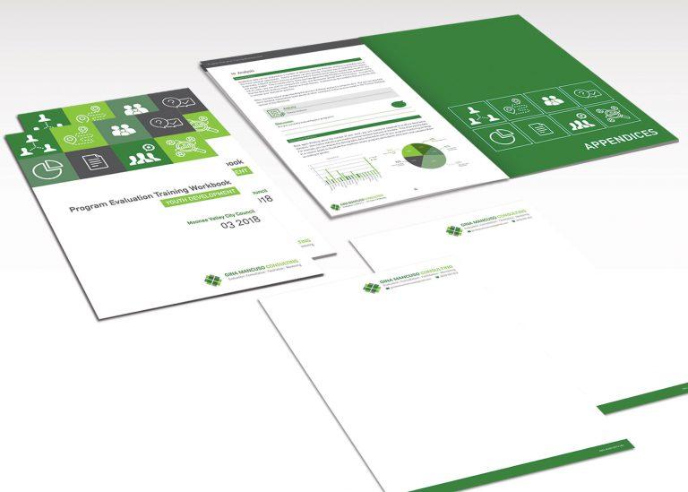 Gina Mancuso Brand Design and Workbooks