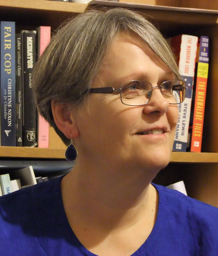 Barbara Romeril