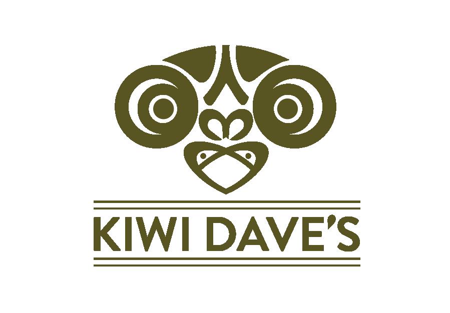kiwi dave logo