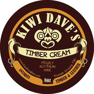 kiwi dave sticker design